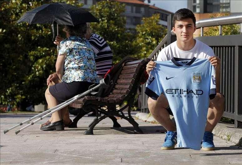 Manu García probará suerte en Francia. EFE