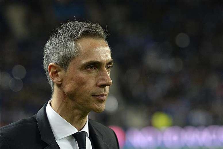 El entrenador Paulo Sousa. EFE/Archivo
