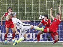 El islandés Eyjolfsson, nuevo seleccionador femenino de China. EFE