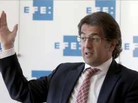 Lautaro sozinho não seria capaz de parar o Barça. EFE