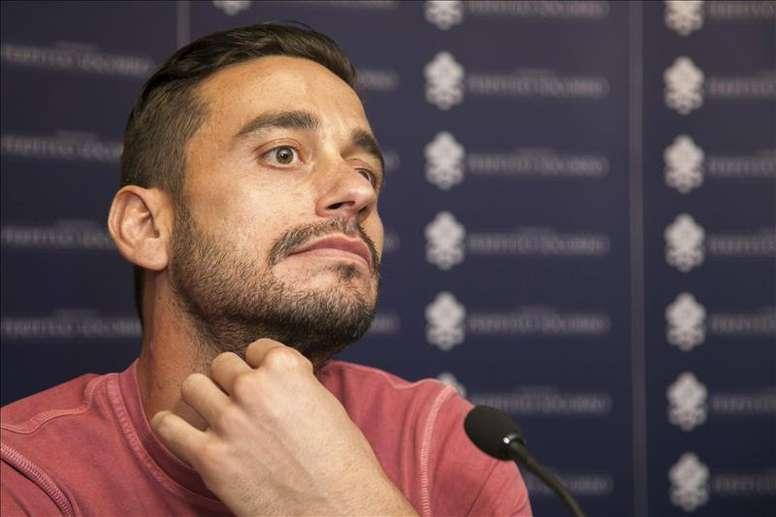 Casto Espinosa analizó la actualidad del equipo. EFE/Archivo
