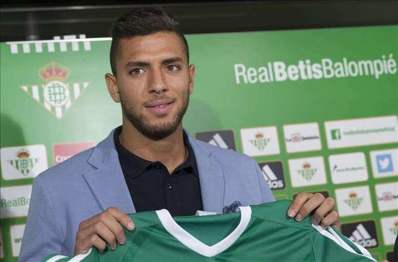 Tarek sigue deambulando de un equipo a otro. EFE