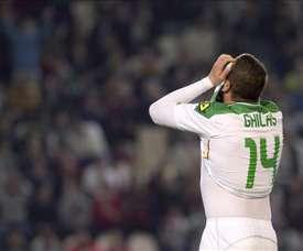 El ex del Córdoba o Levante jugará en Turquía el próximo año. EFE