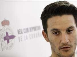 Luis Alberto, centrocampista procedente del Liverpool. EFE