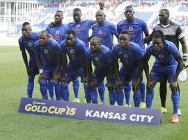 Haití quiere dar la campanada tras alcanzar los cuartos en la última Copa de Oro. EFE