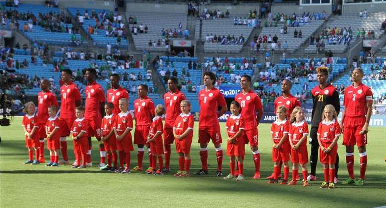 Un futbolista de Cuba ha sido inhabilitado por dar positivo. EFE