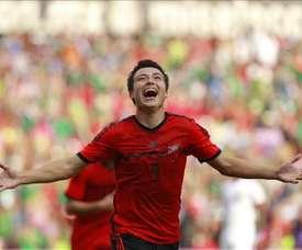 Erick Torres ya tiene nuevo equipo en México. EFE/Archivo