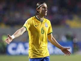 Filipe Luis definirá seu futuro após Copa América. EFE/Felipe Trueba