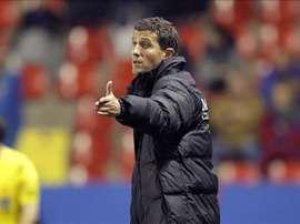 Conversamos com Javi Gracia, técnico do Watford. AFP