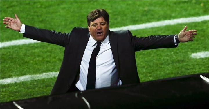 Herrera no escondió su enfado por la eliminación de Tigres en la League Cup. EFE