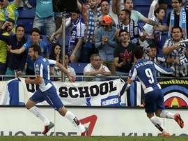 El Espanyol venció en los penaltis al Avellino, de la Serie B italiana, en un choque, cuarto amistoso de la pretemporada, en el que dominó la mayor parte de los 90 minutos, sobre todo en los 45 iniciales, pese a no tener fortuna de cara a portería. EFE/Archivo