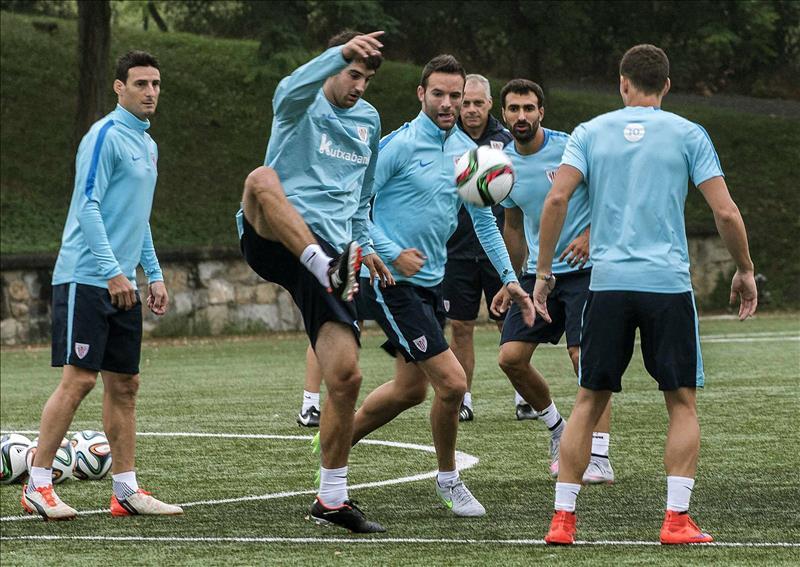 El Athletic ya sólo piensa en la Supercopa - BeSoccer 6571dbfdd31d3