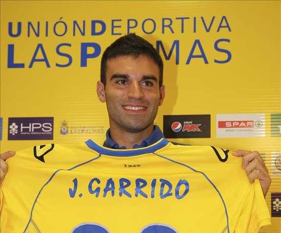 Javi Garrido no ha dudado en pedir públicamente la continuidad de Setién. EFE