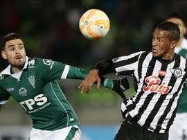 Santiago Wanderers confirmó otra incorporación. EFE