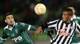 El delantero se incorpora a Deportivo Cali. EFE