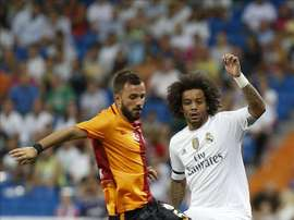 Galatasaray - Real Madrid: onzes iniciais confirmados. EFE