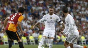 Les compos probables du match de Ligue des champions entre Galatasaray et le Real Madrid. EFE