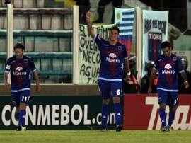 Tigre paso por encima de Quilmes. EFE/Archivo