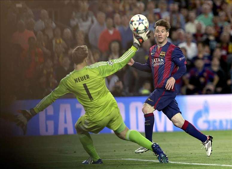 Messi ya conoce la fórmula. EFE/Archivo