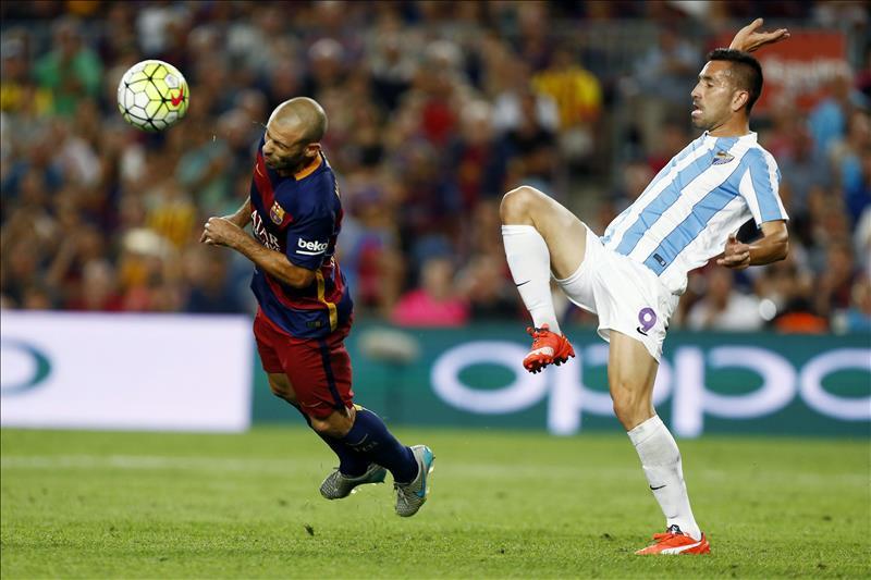 Messi de nouveau Papa — Barcelone