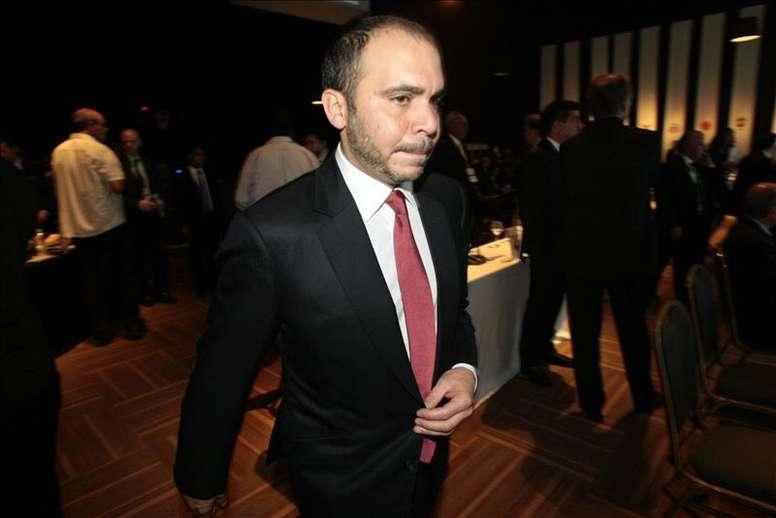 El príncipe de Jordania Ali bin Al-Hussein. EFE/Archivo