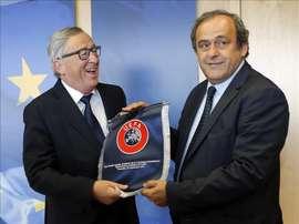 La Comisión Europea aprueba las ayudas públicas para cinco equipos de Holanda. EFE