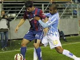 Fernando Tissone es un futbolista libre para negociar con cualquier equipo. EFE/Archivo