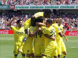 Boiko se estrena arbitrando al Villarreal. EFE