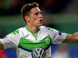 Draxler has been linked with a number of clubs, most recently Everton. EFE