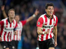 Hector Moreno: new player of AS Roma. EFE