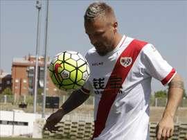 Patrick Ebert estará disponible para medirse al Cádiz. EFE/Archivo