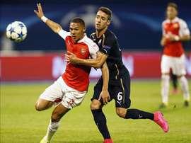 El Arsenal pide unos 17,5 millones de euros por Kieran Gibbs. EFE