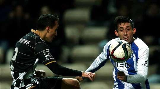 Herrera podría poner rumbo a Roma. EFE/Archivo