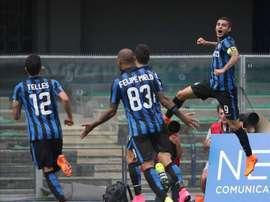 L'Inter s'adujgerait Cecchini. AFP