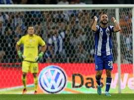 El futbolista portugués llegó a jugar en la cantera del Deportivo. EFE/EPA