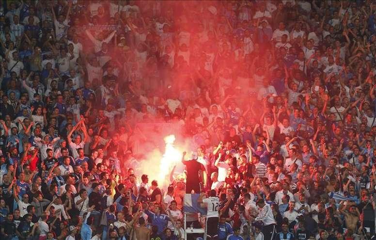 Aún colea lo sucedido en la final de la Europa League. EFE