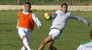 El boliviano Yasmani Duk se incorpora a las filas de Sport Boys esta temporada. EFE