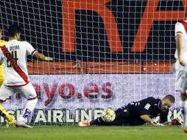 El conjunto madrileño empató a uno en los 90 minutos y cayó en los penaltis. EFE