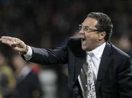 Vanderlei Luxemburgo nommé entraîneur de Sport Recife. EFE
