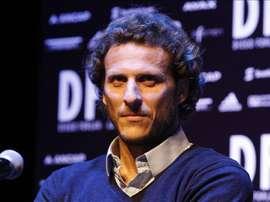 El futbolista uruguayo Diego Forlán. EFE/Archivo