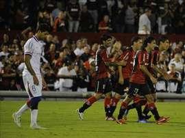 Newell's Old Boys, en la siguiente ronda de la Copa Argentina. EFE/Archivo
