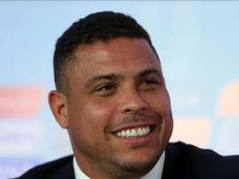 Ronaldo analizó la eliminación de Brasil en el Mundial de Rusia. EFE/Archivo