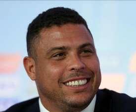Ronaldo publicó un mensaje dando la buena noticia. EFE
