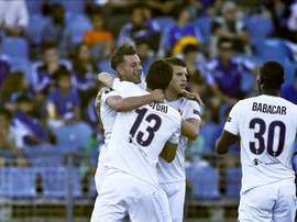 Serie A leaders Fiorentina continued their fine form as they defeated Belenenses 4-0. Twitter