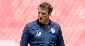 Andreas Herzog analizó a Colombia, el rival de la selección olímpica de EE.UU. EFE//Archivo
