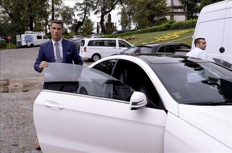 Cristiano dejará de ganar mucho dinero. EFE