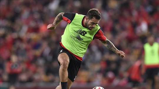 Ings never broke through fully at Liverpool. EFE