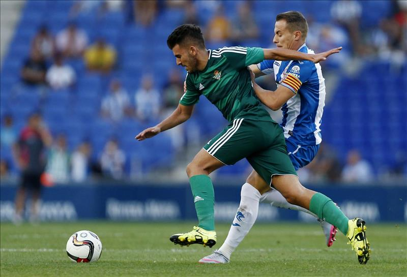 Asistencia de Guardado impulsa victoria del Real Betis sobre Málaga