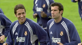 Figo, 20 years later: secrets of his transfer. EFE