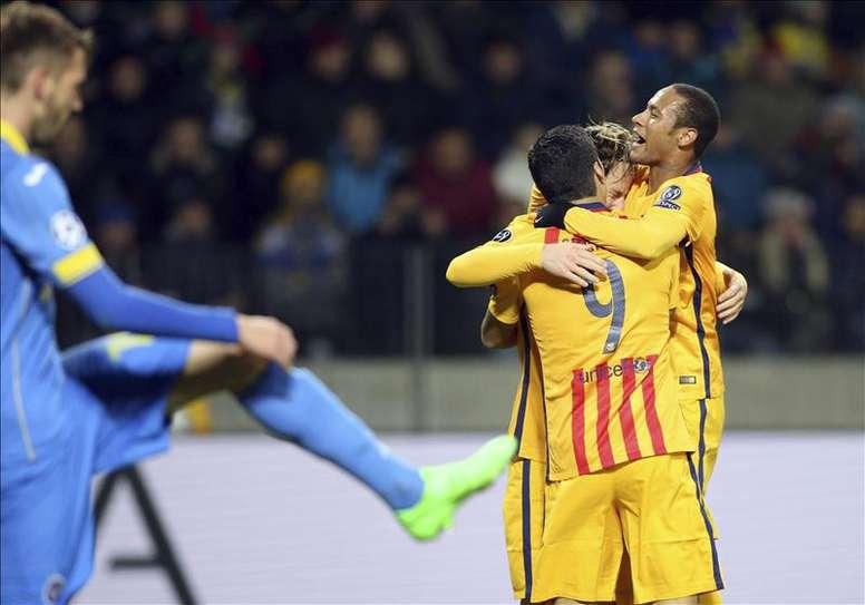 Rakitic, la solution au retour de Neymar ? EFE